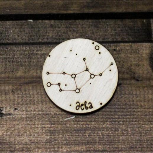 Знак зодиака ДЕВА ZZ006