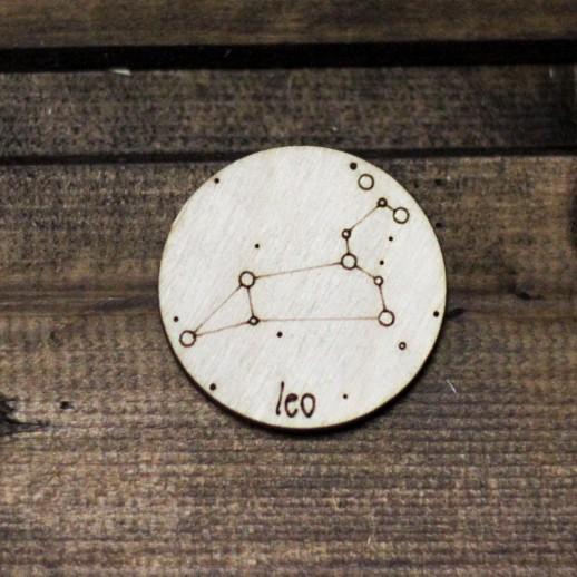 Знак зодиака ЛЕВ ZZ017