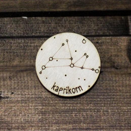 Знак зодиака КОЗЕРОГ ZZ022