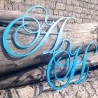 Буквы BU005