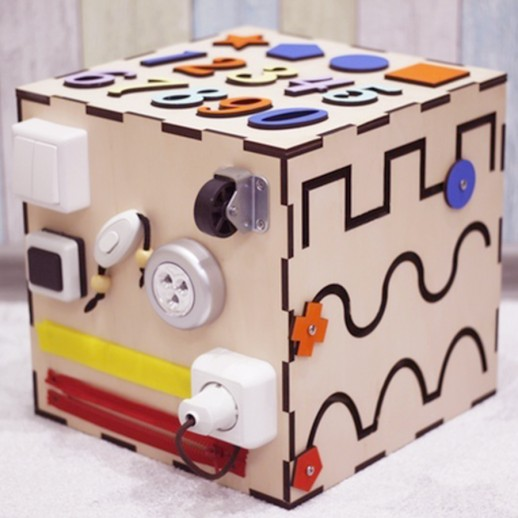 """Бизиборд """"Box"""" BZ006"""