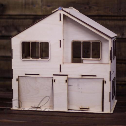 Дом с гаражом KD002