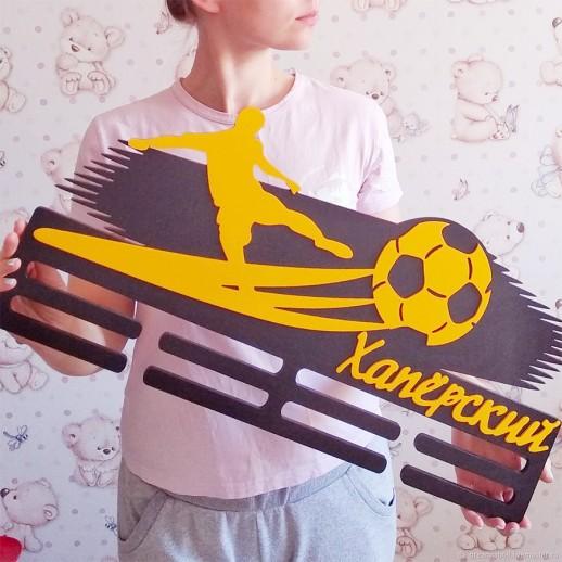 "Медальница ""Футбол"" MD001"