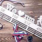 "Медальница ""Мы любим бег"" MD024"