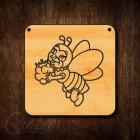 """Заготовка для творчества """"Пчела"""" BF021"""