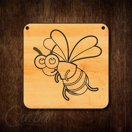 """Заготовка для творчества """"Пчела"""" BF027"""
