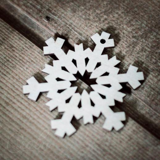 Игрушка Снежинка NY017