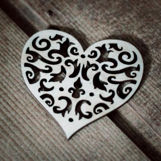 Игрушка Сердце NY087