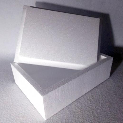 Коробка из пенопласта KP001