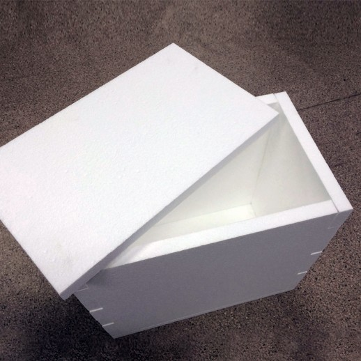 Коробка из пенопласта KP008