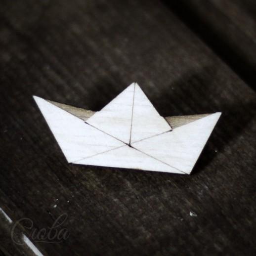 Значок Кораблик Z014