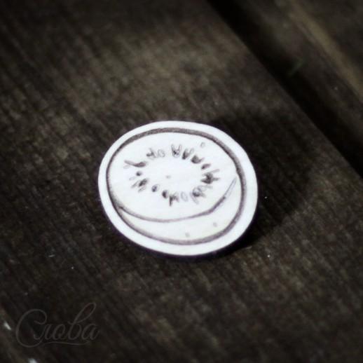 Значок Киви Z041