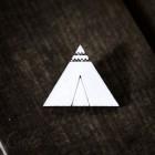 Значок Пирамида Z090